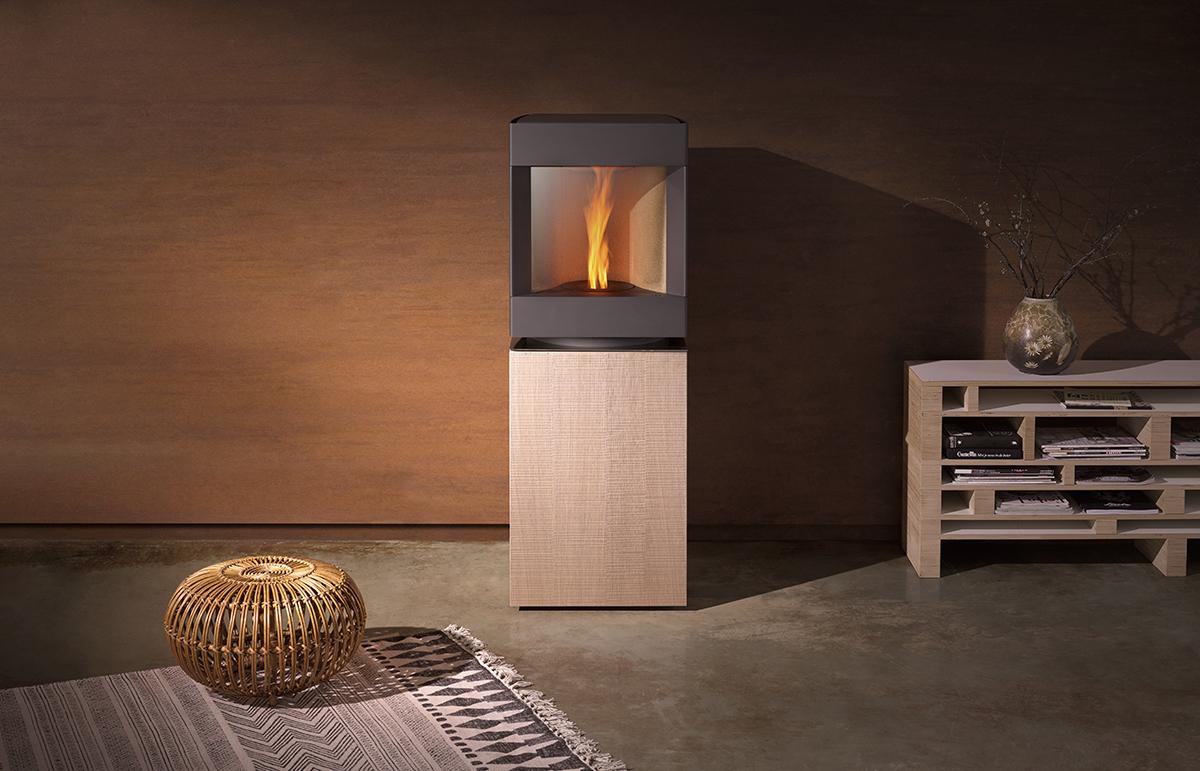 po le pellet st v p 10 feu art tisons sa rossens canton de fribourg. Black Bedroom Furniture Sets. Home Design Ideas